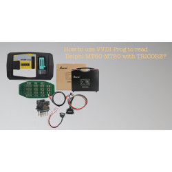 How to use VVDI Prog to read Delphi MT60 MT80 with TRICORE