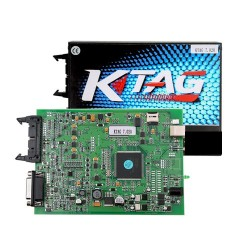 2017 Latest KTAG FW V7.020/SW V2.23 unllimited tokens ECU Programming Tool Master version Main unit