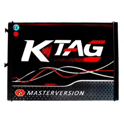 KTAG FW V7.020/SW V2.23 unllimited tokens ECU Programming Tool Master EU version