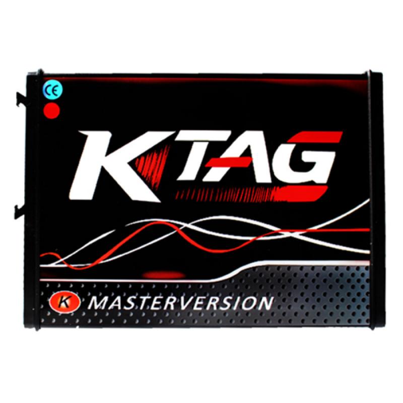 KTAG FW V7 020/SW V2 23 unllimited tokens ECU Programming Tool Master EU  version