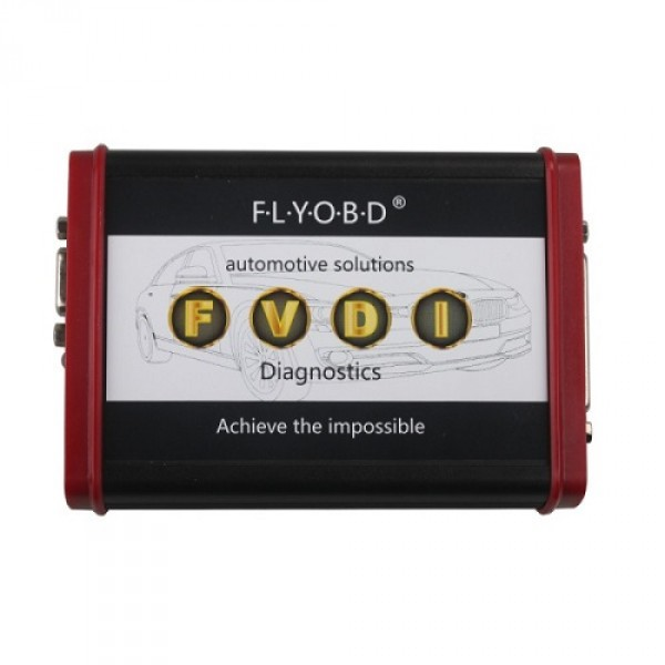 Fvdi original FLY 2015 online version unlimited use full software full cable set