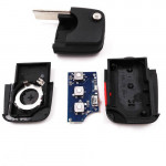 Audi A6 3+1 buttons Remote(N) 315MHz Key 4D0837231NA with 48 chip