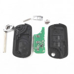 Old Land Range Rover Discovery LR 3 EWS System SPORT 2006-2009 3 Buttons Flip Remote Key With 7935 chip