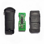 Opel Corsa 2 Buttons 433MHZ Remote Key