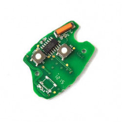 Renault 2 Buttons key PCB Board with PCF7947