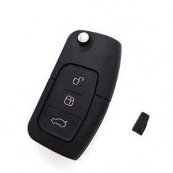 Ford Focus Mondeo Fiesta 433MHZ Remote Key with 4D63 80BIT chip