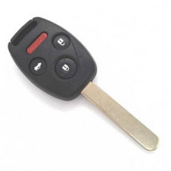 Honda CRV Accord G8D 2008-2012 313.8MHz Remote Key Fob 3+1 Button with ID46 Chip