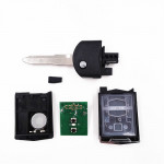 Mazda 3 6 M3 M6 Remote Key 433MHZ with 4D63 chip