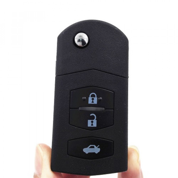 New Mazda 2 M2 Flip 315mhz 3 Buttons Remote Key