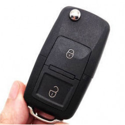 Volkswagen VW Santana 2000 3000 315MHZ Remote Key 2 Buttons with 48 chip