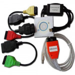 Fiat Scanner OBD2 EOBD USB Diagnostic Cable