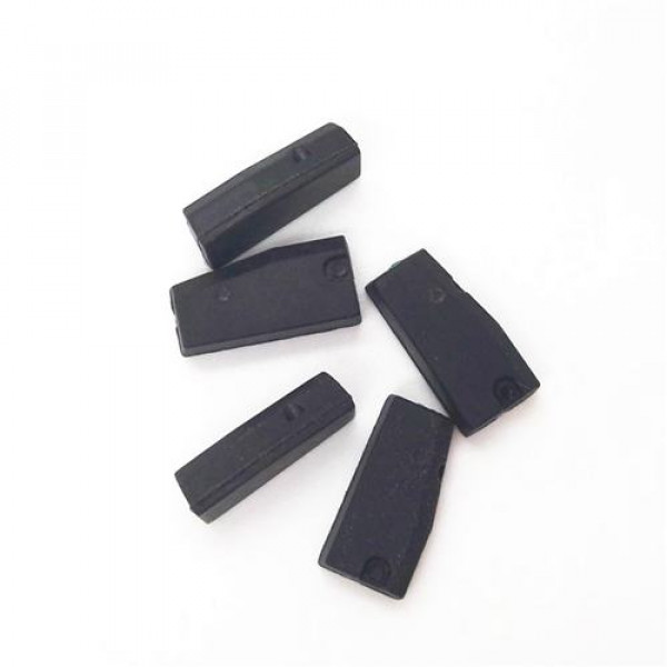 4D ID61 Auto Car Transponder Blank chip for Mitsubishi T19 High Quality Wholesale 5pcs/lot