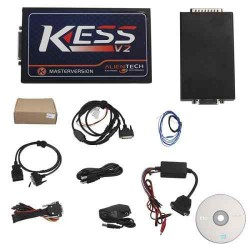 KESS 2 V4.036 FULL WITH TRUCK AND TRACTORS Master, UPDATED HARDWARE